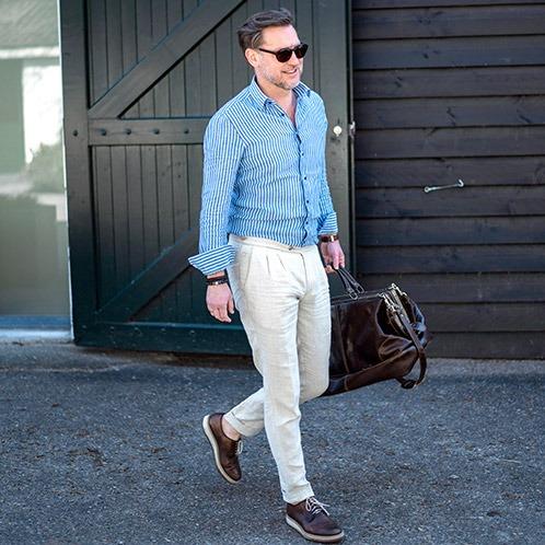 Tailor Talk – Frank